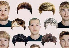 male hairstyle photoshop search